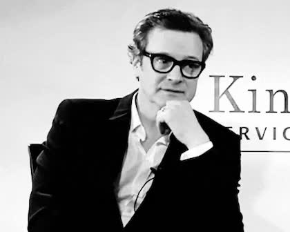 Watch and share Colin Firth GIFs and Celebs GIFs on Gfycat