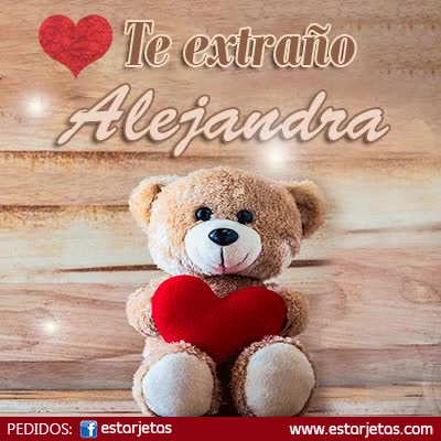 Watch and share Alejandra Tarjetas De Peluche Te Extrano GIFs on Gfycat