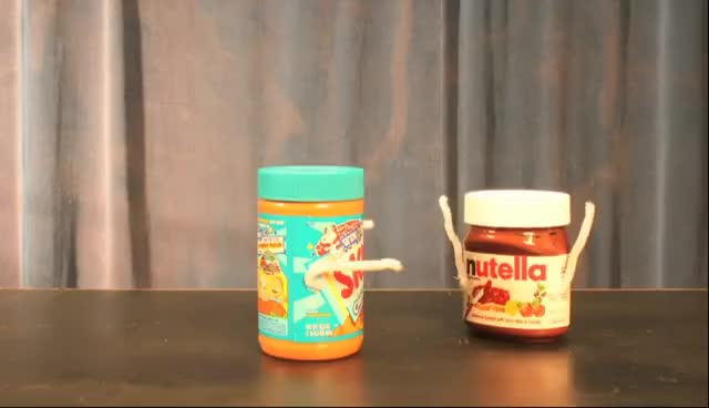 Watch Nutella GIF on Gfycat. Discover more chocolate, cute, food, funny, lol, nutella, peanut butter GIFs on Gfycat