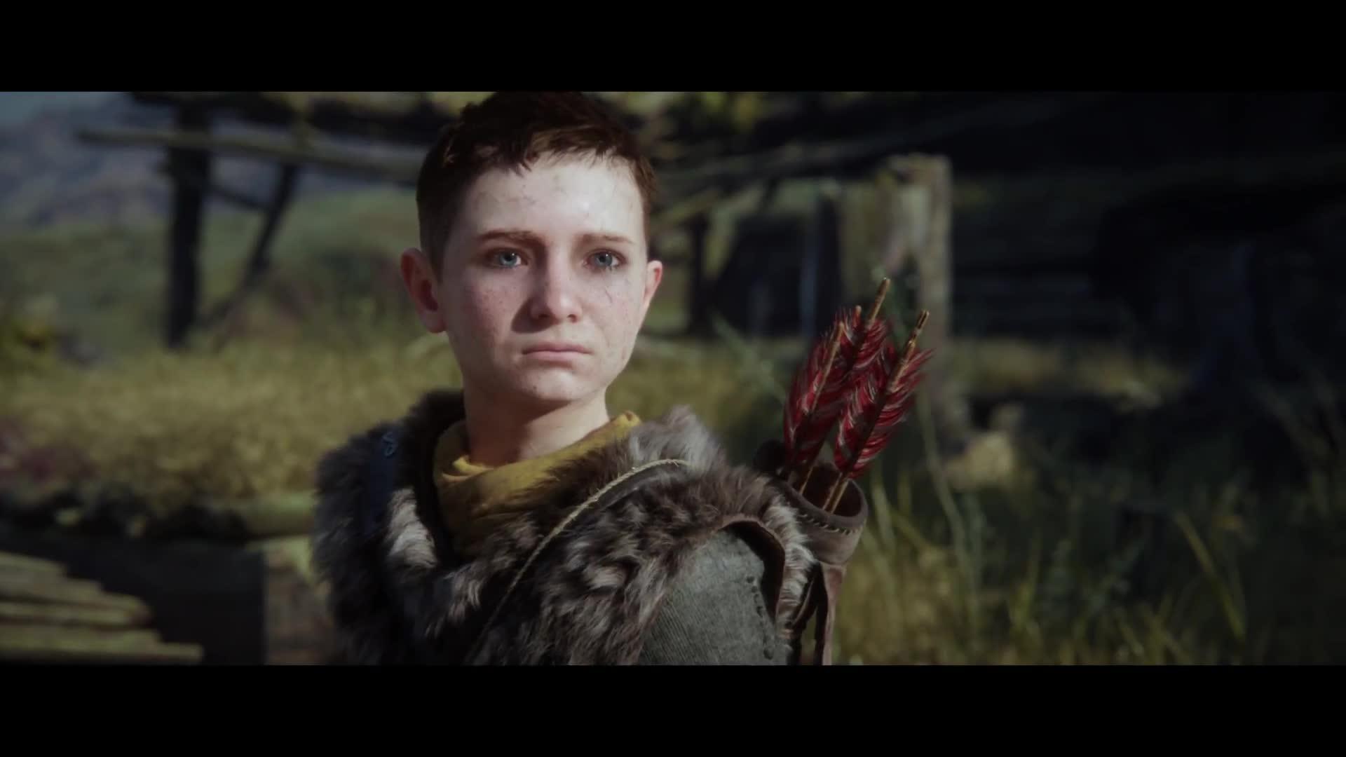 Atreus, Cory Barlog, E3, E3 2017, Gameplay, God of War, Incredible, Kratos, Mythology, Norse, God of War – Full TV Commercial | PS4 GIFs