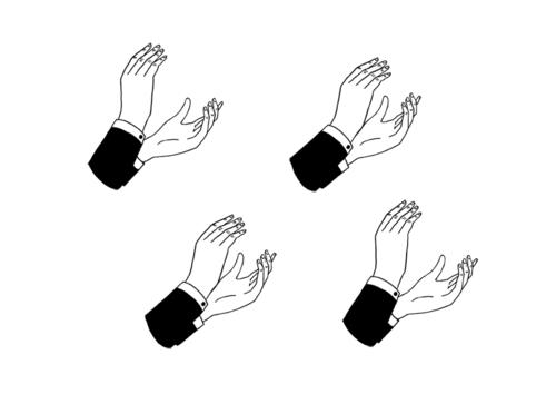 applause, clap, clapping, slow clap, slowclap, Slow Clap GIFs