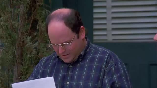 Watch and share George Costanza GIFs and Jason Alexander GIFs by Ricky Bobby on Gfycat
