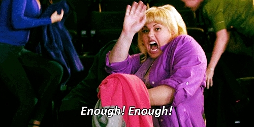 rebel wilson, rebel wilson enough enough GIFs