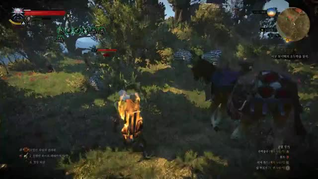 Watch The Witcher 3   GeForce로 촬영 GIF by @cleanbandit on Gfycat. Discover more GeForceGTX, ShotWithGeForce, TheWitcher3, Gaming, JY H GIFs on Gfycat