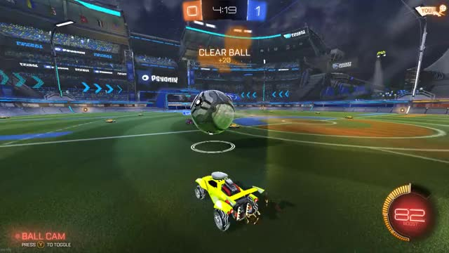 Watch and share Rocket League GIFs by manphus on Gfycat