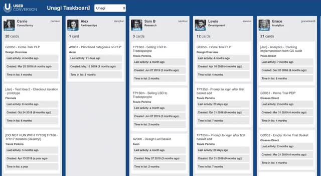 Watch and share Trello Taskboards Compressed GIFs on Gfycat