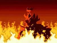 Watch and share Street Fighter, Akuma, Fire, Burn GIFs on Gfycat