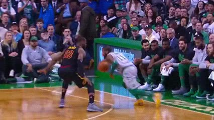 Watch Kyrie Irving — Boston Celtics GIF by off-hand on Gfycat. Discover more 021118 GIFs on Gfycat
