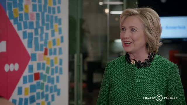 Watch and share Hillary Clinton GIFs by Richard Rabbat on Gfycat