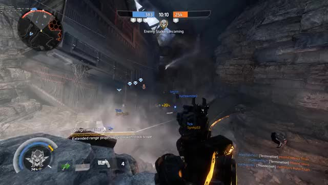 Watch and share Wingman Elite GIFs and Double Kill GIFs by Syn4p53 on Gfycat