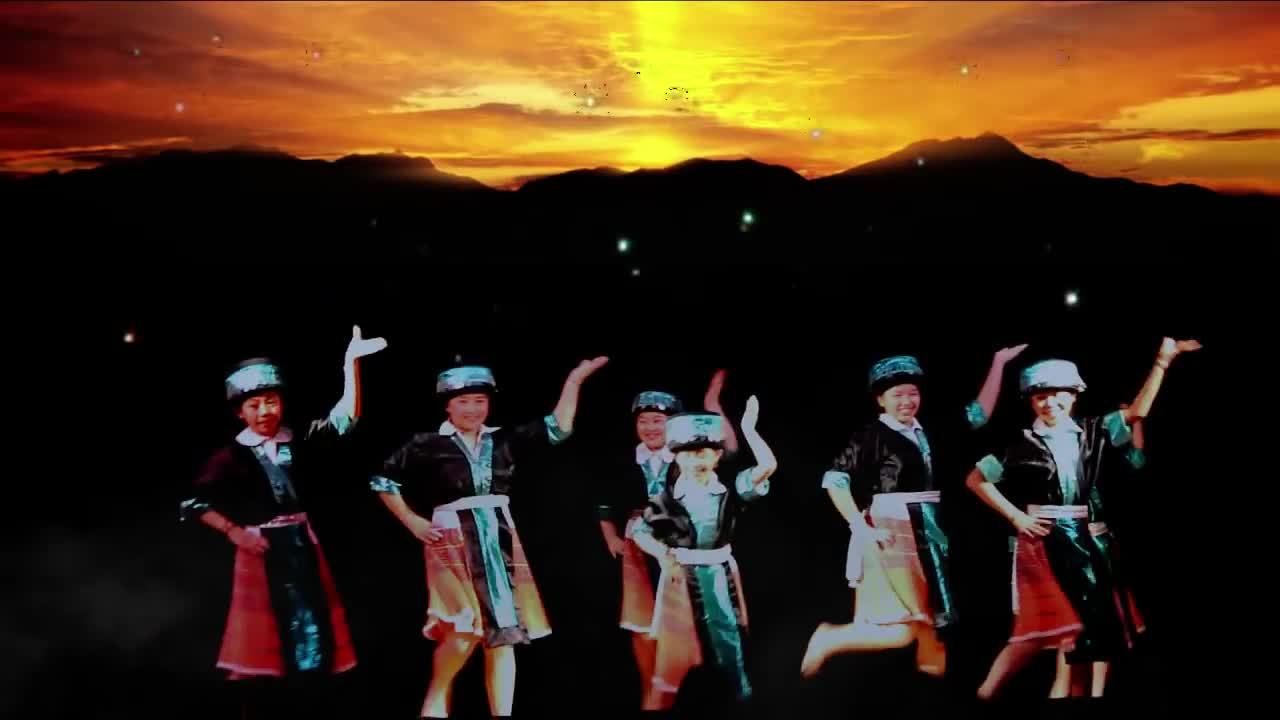 canon t3i, dance (interest), hmong, With Effects Humboldt Park School Hmong dancers GIFs