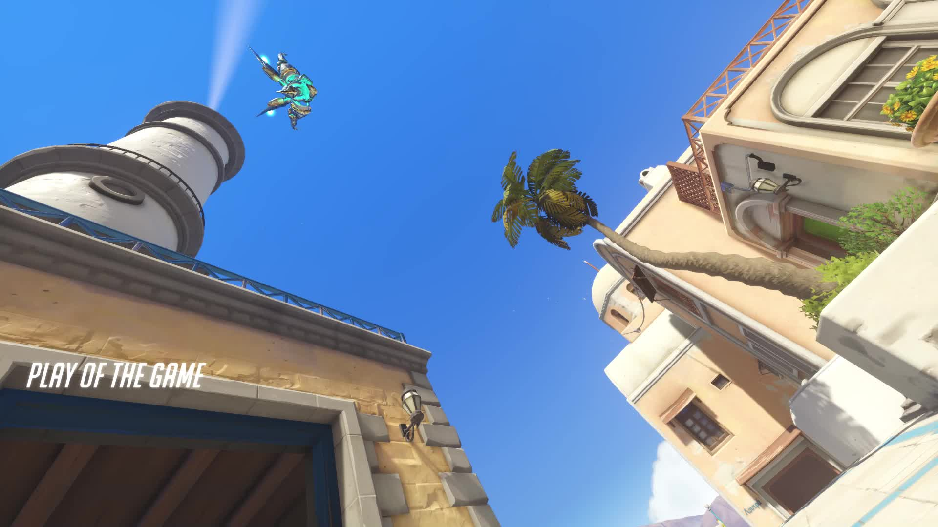 overwatch, pharah, potg, Round the outside GIFs