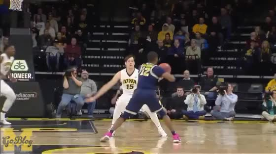 Watch and share Isaiah Livers GIFs and Basketball GIFs by MGoBlog on Gfycat