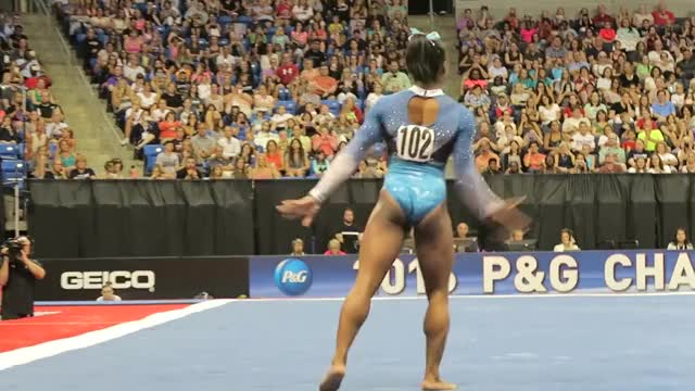 Watch and share Olympic Gymnastics GIFs and Shawn Johnson GIFs on Gfycat