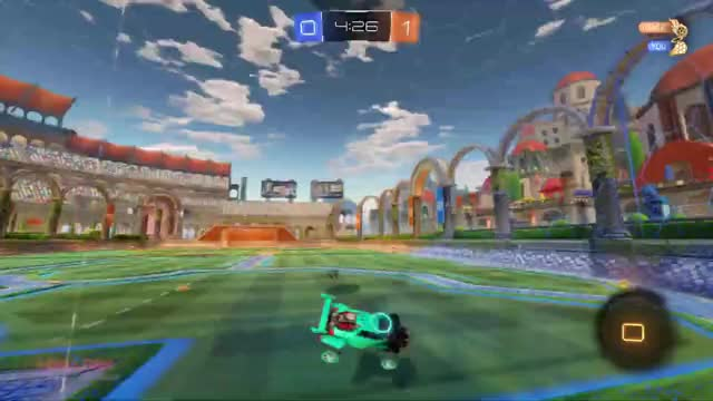 Watch First celing shot GIF on Gfycat. Discover more PS4share, Gaming, HeadKickLH, PlayStation 4, Rocket League®, RocketLeague, Sony Interactive Entertainment GIFs on Gfycat