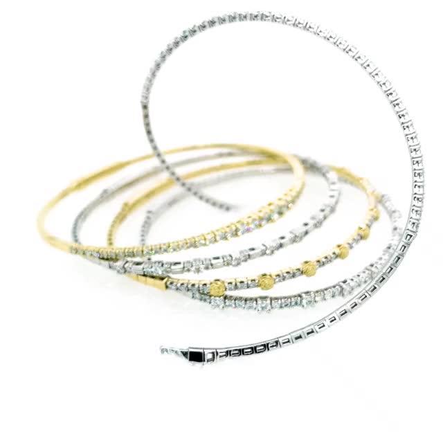 Watch and share Flex Bracelets V2 GIFs by Variety Gem on Gfycat