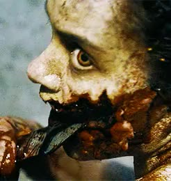 Watch and share Evil Dead 2013 GIFs and Jessica Lucas GIFs on Gfycat