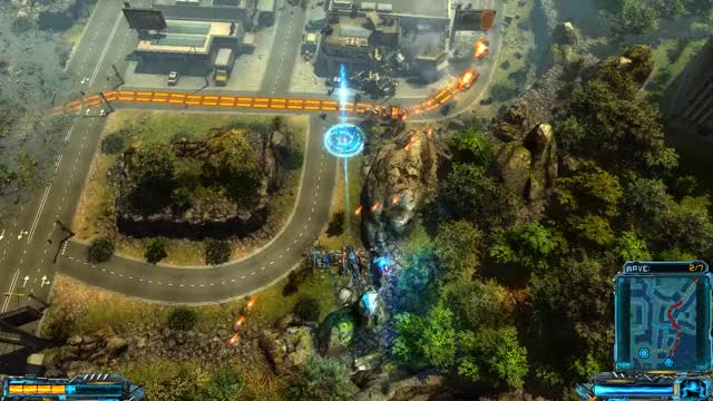 Watch X-Morph: Defense - Building collapses on enemies in Canada GIF by EXOR Studios (@exorstudios) on Gfycat. Discover more co-op, explosions, game, shooter, towerdefense, xmorphdefense GIFs on Gfycat