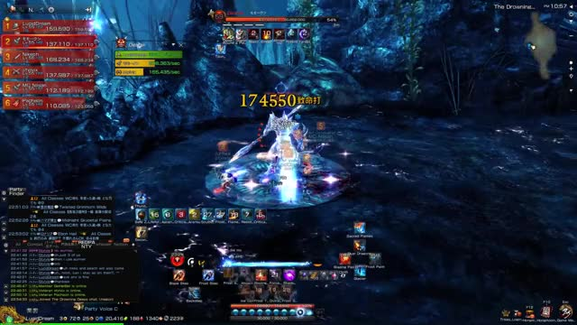 Watch and share Blade And Soul GIFs and Drowning Deeps GIFs on Gfycat