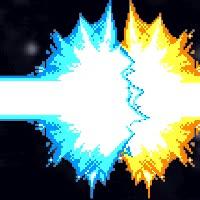 Watch and share Super Sonic VS Super Mecha Sonic 2 GIFs on Gfycat