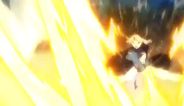 Watch and share Fate/Zero - Saber Kills Caster (Excalibur Scene) [1080p] ENG SUBS GIFs on Gfycat