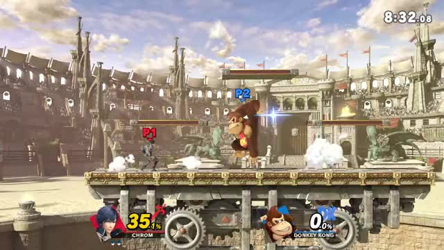 Watch and share Chrom Vs. DK GIFs on Gfycat