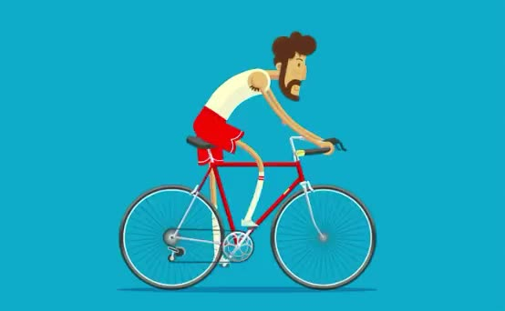 Watch and share Bicycle GIFs and Bike GIFs by Reactions on Gfycat