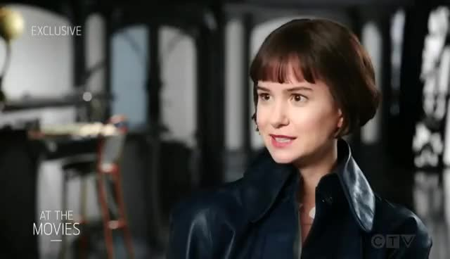 Watch and share Katherine Waterston GIFs on Gfycat