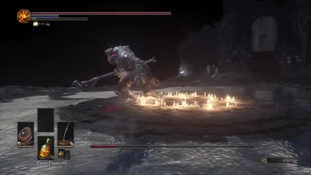 Watch and share Untended Graves GIFs and Campion Gundyr GIFs by Kaneda18 on Gfycat
