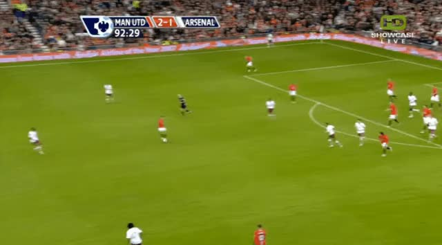 Watch and share Cristiano Ronaldo Dribble Run Vs Arsenal 13.04.2008 GIFs by FIFPRO Stats on Gfycat