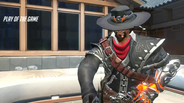 Watch cant aim... GIF by @frostlizard on Gfycat. Discover more mccree, overwatch, potg GIFs on Gfycat