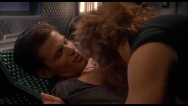 Watch and share Starship Troopers GIFs and Dina Meyer GIFs by The Livery of GIFs on Gfycat
