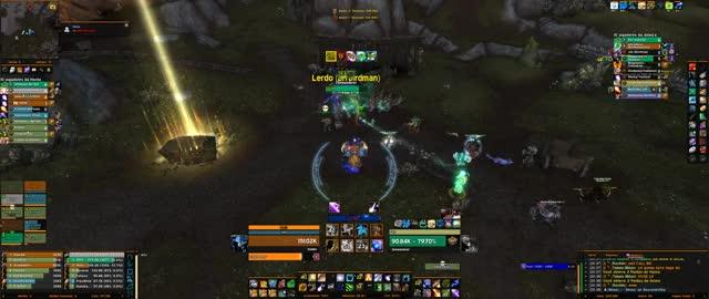 World Of Warcraft starsurge