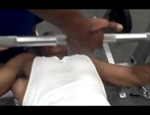 Watch and share Bench Press GIFs and Trey Songs GIFs on Gfycat