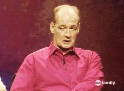 Watch and share Colin Mochrie GIFs on Gfycat