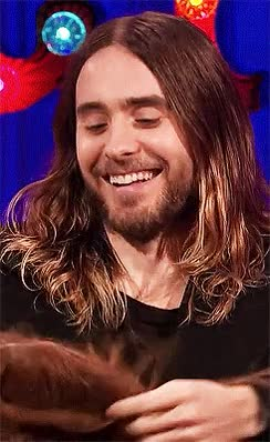 Watch and share Jared Leto GIFs and Unhappy GIFs by Reactions on Gfycat