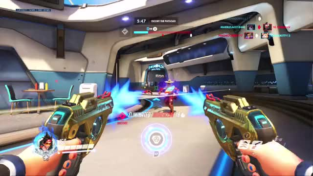 Watch blinkytracer OverwatchOriginsEdition 20180916 05-52-34 GIF on Gfycat. Discover more overwatch, tracer GIFs on Gfycat