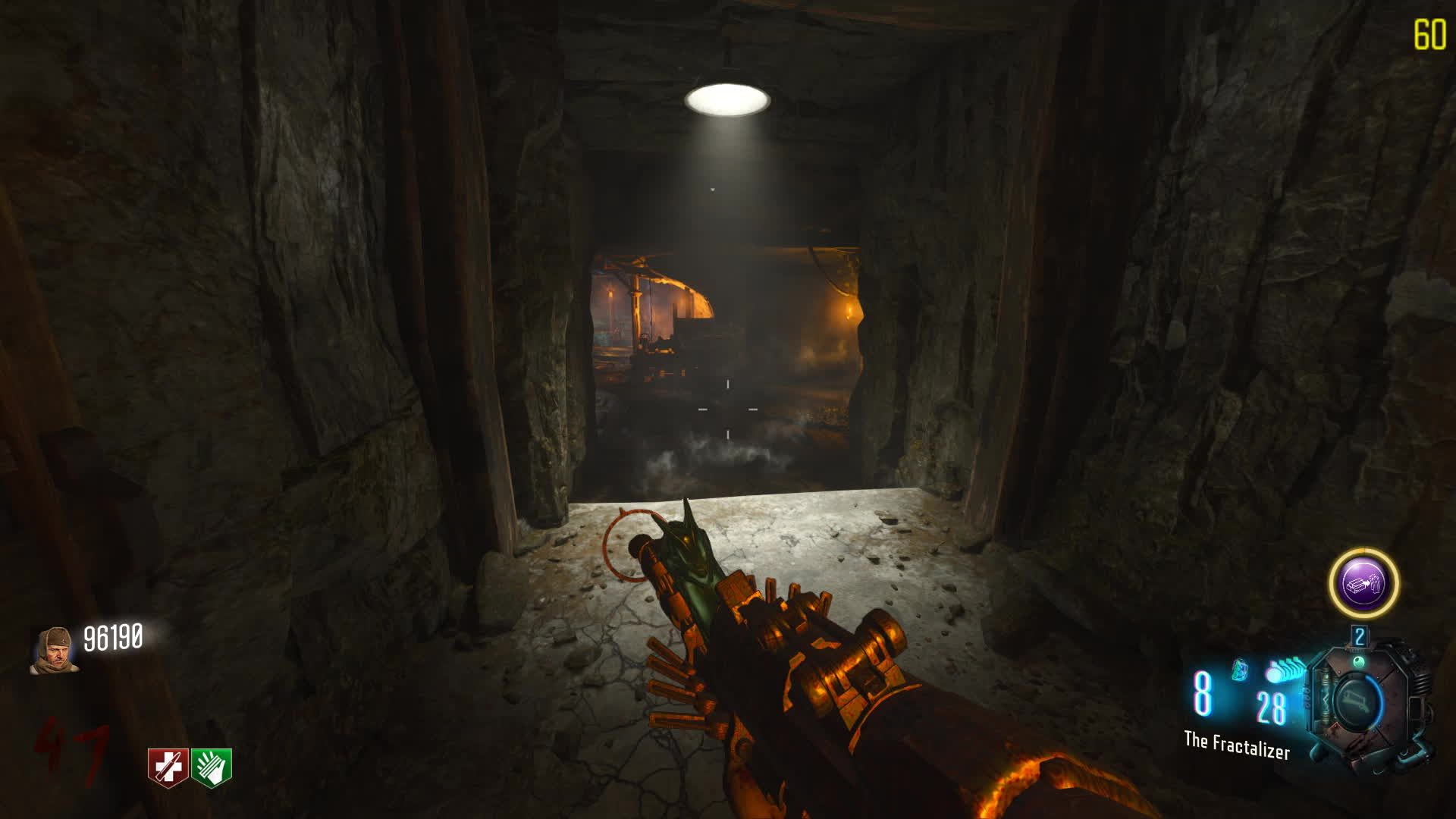CODZombies, Monkey fell off the map. RIP GIFs