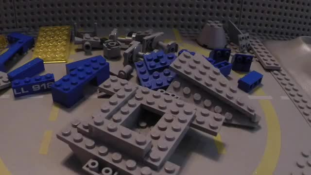 Watch and share Spaceship GIFs and Lego GIFs by vintagelegobuilder on Gfycat