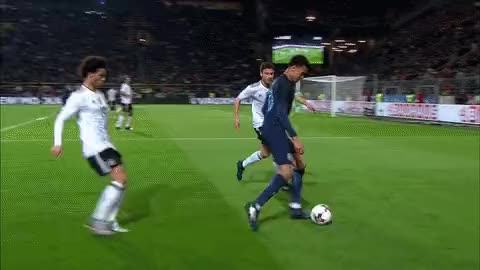 Watch and share SPORF - TEKKERS: @Dele_Alli Carving Through The German Defence. 😎🔥 (📽 @itvfootball) GIFs on Gfycat