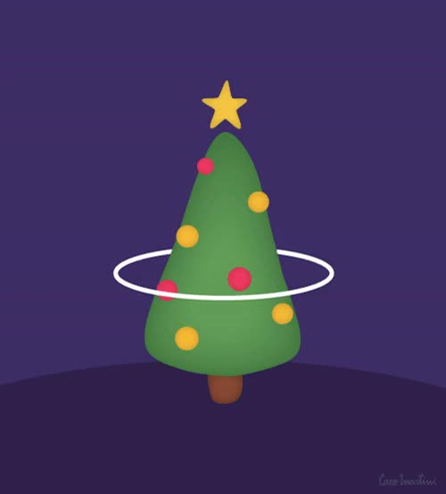 Watch and share Happy Christmas Tree GIFs on Gfycat