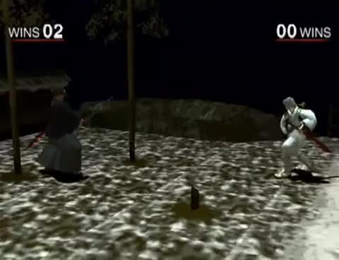 Bushido Blade 2 Iai Gif Find Make Share Gfycat Gifs