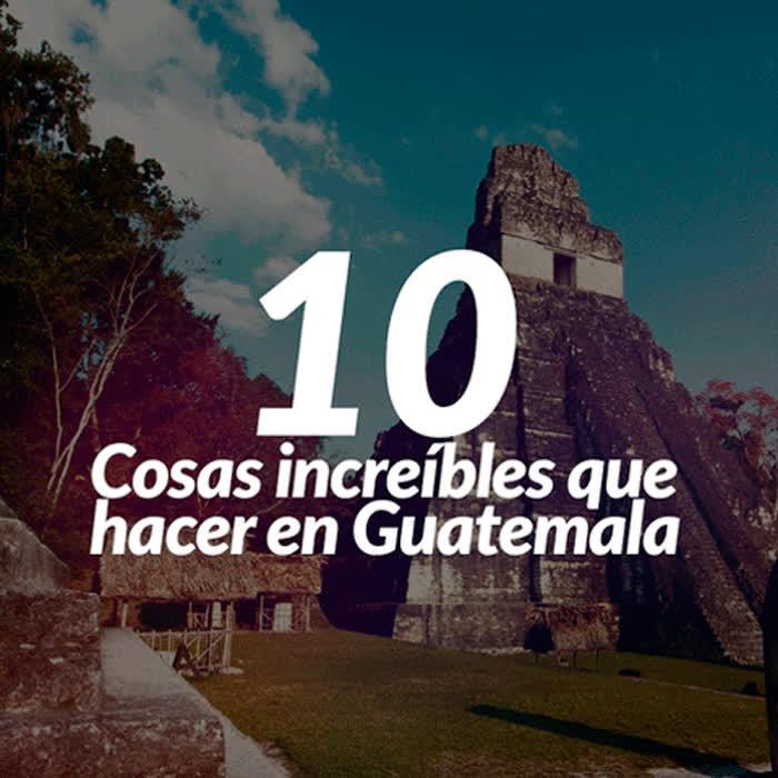 AIESEC, Guatemala, voluntariado, 10 cosas increíbles que hacer en guatemala GIFs