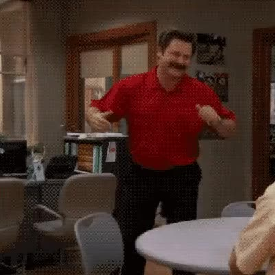 Watch and share Happy Dance GIFs by Reactions on Gfycat