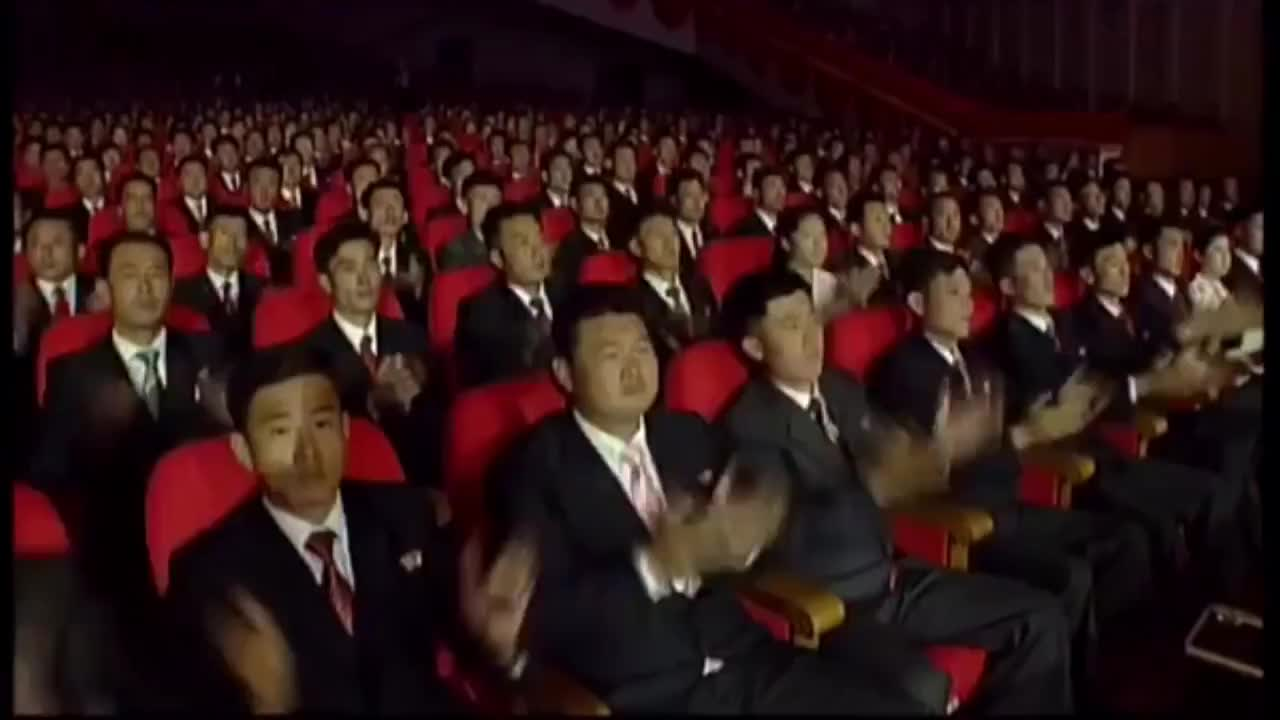NorthKorea, dprk, military, music, creepy clapping GIFs