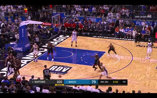 Watch Pascal Alley G4 GIF by @nicktussel on Gfycat. Discover more Orlando Magic, Toronto Raptors, basketball GIFs on Gfycat