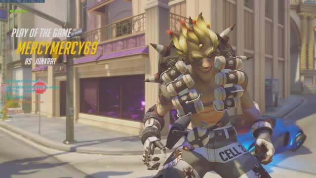 Watch junkrat GIF on Gfycat. Discover more related GIFs on Gfycat
