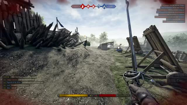 Watch and share Mordhau GIFs by Isaac Grunge on Gfycat