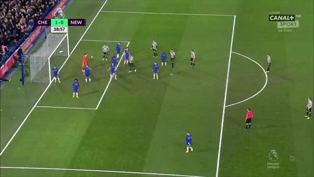 Watch Match 22 (Chel) - Clark '40 GIF by @ninjake on Gfycat. Discover more Chelsea, soccer GIFs on Gfycat