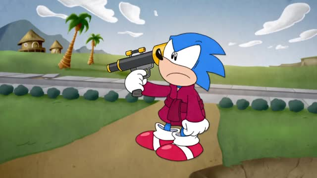 Watch and share Sonic The Hedgehog GIFs and Sonic And Tails GIFs by Damiel Quantel Demo'n Smith on Gfycat